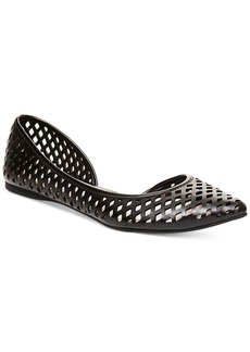 Steve Madden Women's Elaine Pointed-Toe Flats Women's Shoes