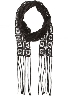 Steve Madden Women's Electric Soul Long and Skinny Scarf
