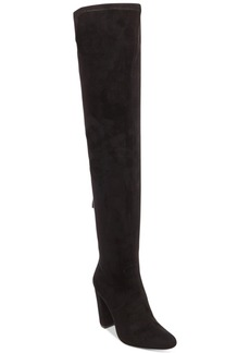 Steve Madden Women's Glamour Over-The-Knee Boots Women's Shoes
