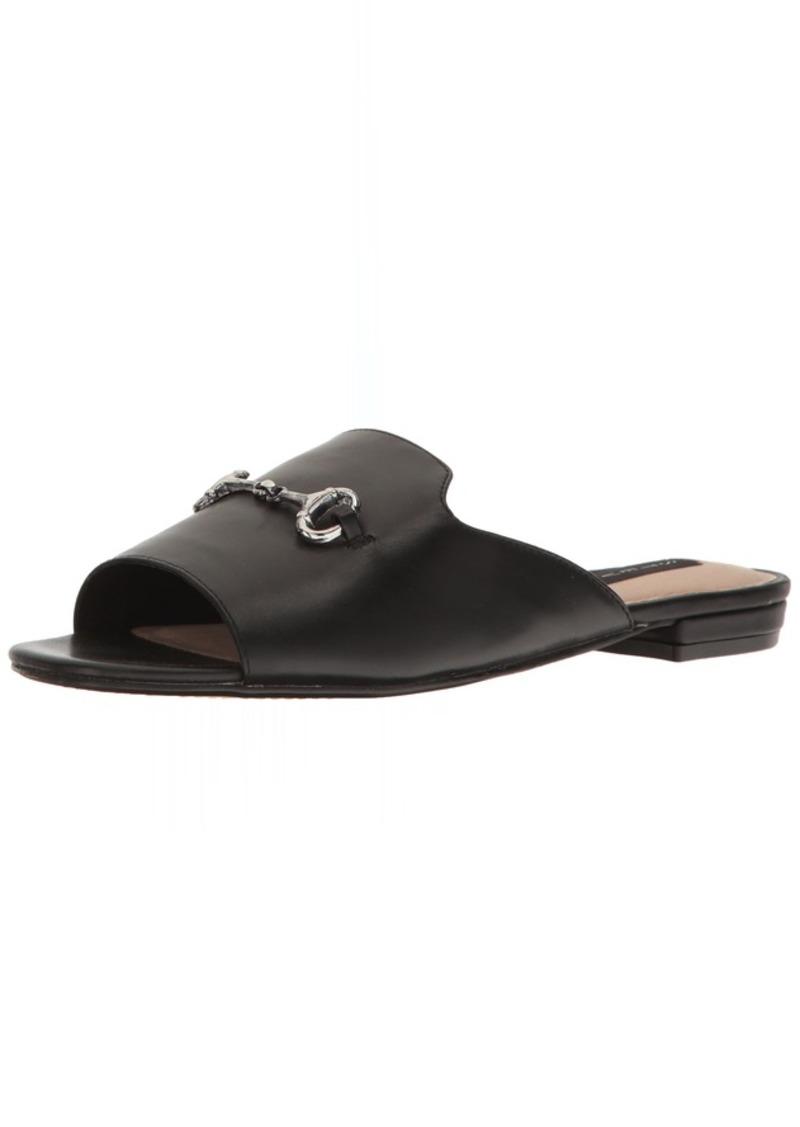 Steve Madden Women's Fela Flat Sandal   M US