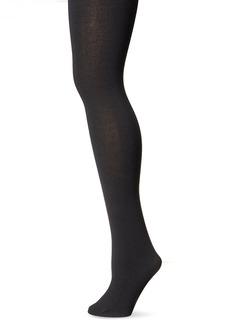 Steve Madden Women's Fleece Lined Footed Tight  Small/Medium
