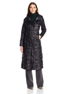 Steve Madden Women's Glacier Shield Maxi Puffer Coat  M