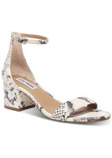 Steve Madden Women's Irenee Block-Heel Sandals