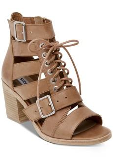 Steve Madden Women's Jackson Lace-Up Sandals