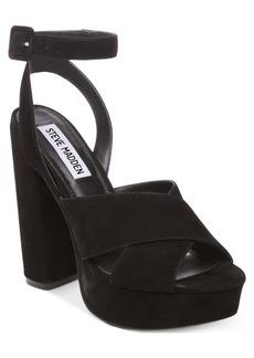 Steve Madden Women's Jodi Platform Sandals