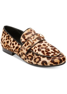 Steve Madden Women's Kerry Leopard Loafers