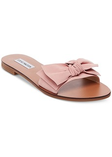 Steve Madden Women's Knotss Bow Sandals