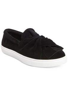 Steve Madden Women's Knotty Bow Flatform Sneakers