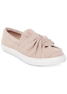 Steve Madden Women's Knotty Bow Flatform Sneakers Women's Shoes