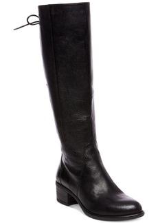 Steve Madden Women's Lace-up Tall Boots Women's Shoes