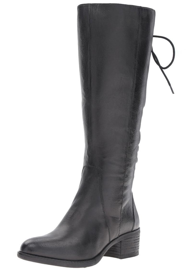 Steve Madden Women's Laceupw Western Boot