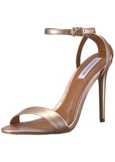 Steve Madden Women's Lacey Heeled Sandal   M US