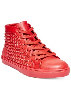 Steve Madden Women's Levels Studded High-Top Sneakers
