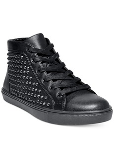 Steve Madden Women's Levels Studded High-Top Sneakers Women's Shoes
