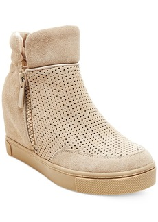 Steve Madden Women's Linqsp Wedge Sneakers Women's Shoes