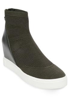 Steve Madden Women's Lizzy Flyknit Wedge Sneakers