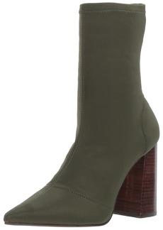 Steve Madden Women's Lombard Ankle Boot   M US