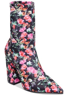 Steve Madden Women's Lombard Sock Booties