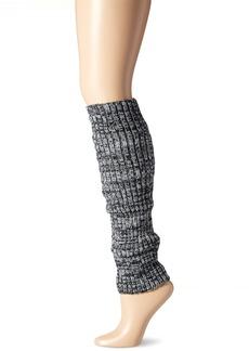Steve Madden Women's Marl Stripe Leg Warmer