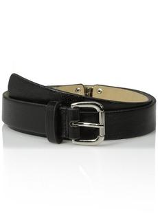 Steve Madden Women's Metal Connector Pant Belt