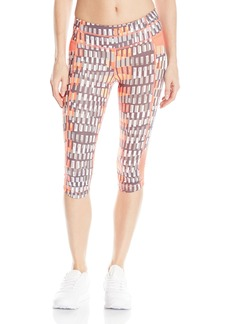 Steve Madden Women's Mixed Print Below The Knee Tight