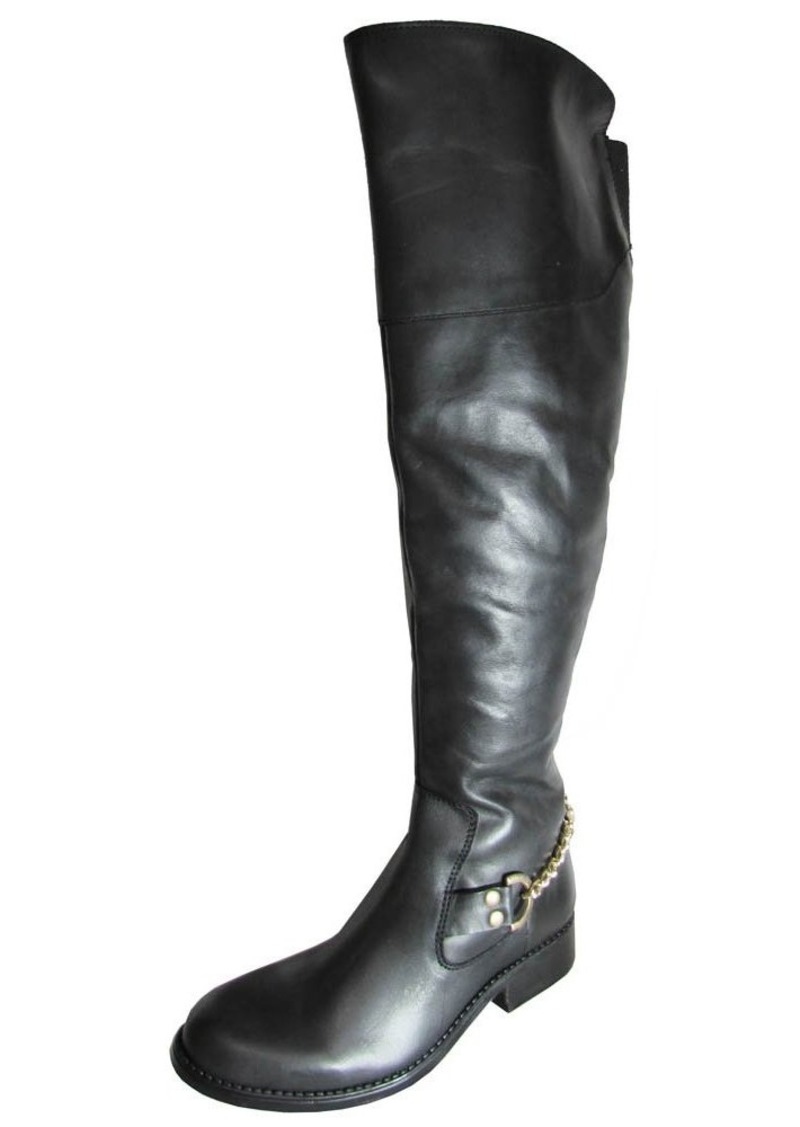 Steve Madden Women's Olgga Motorcycle Boot