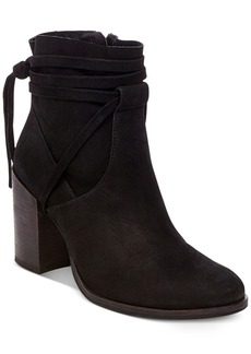 Steve Madden Women's Percy Block-Heel Booties Women's Shoes