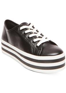 Steve Madden Women's Rainbow Flatform Sneakers