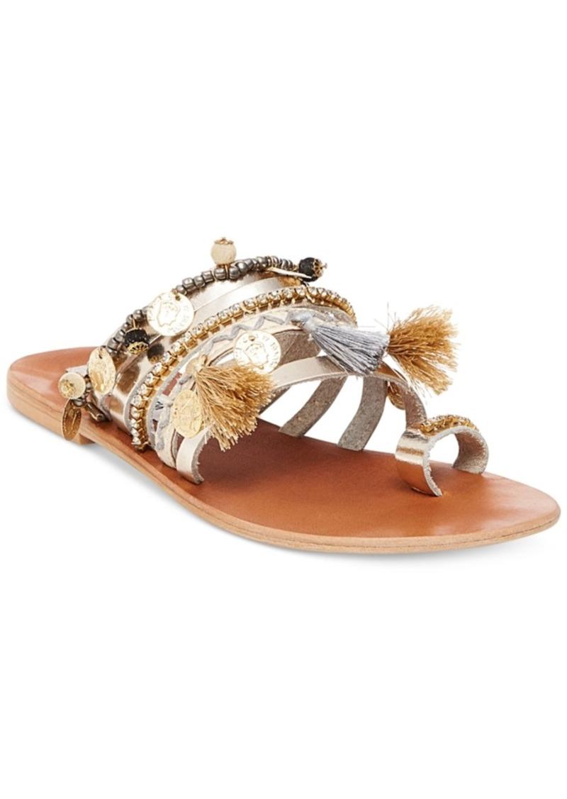 3c8eb5ca8777 Steve Madden Steve Madden Women s Rippel Embellished Sandals