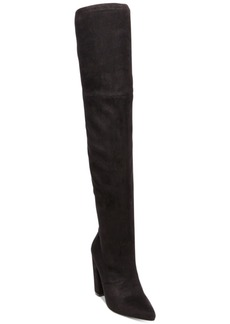 Steve Madden Women's Rocking Over-The-Knee Boots Women's Shoes
