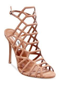 Steve Madden Women's Slithur Caged Sandals Women's Shoes