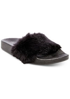 Steve Madden Women's Softey Pool Slides