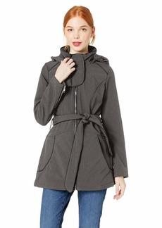 Steve Madden Women's Softshell Fashion Jacket  S