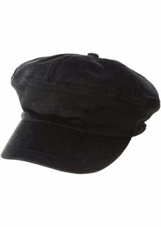 Steve Madden Women's Solid Faux Fur Baker Hat  ONE Size