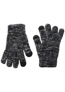 Steve Madden Women's Space Dyed I Touch Glove  ONE Size