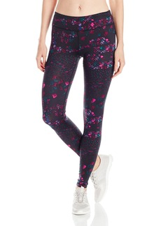 Steve Madden Women's Stained Glass Print Legging