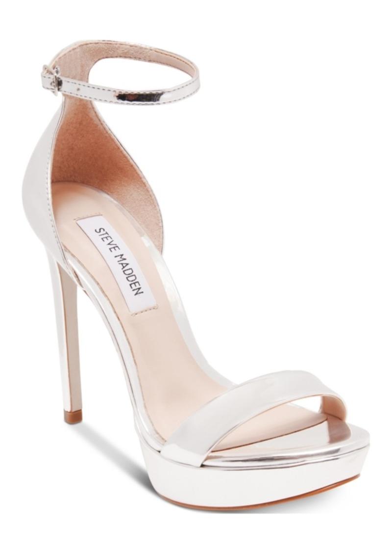 Steve Madden Women's Starlet Two-Piece Platform Dress Sandals