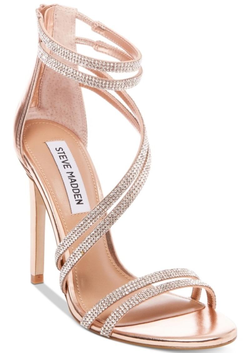 12f1b6e605 Steve Madden Steve Madden Women's Sweetest Dress Sandals