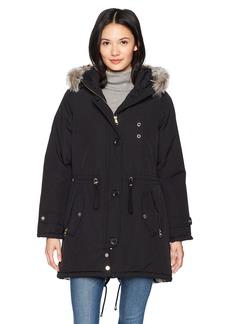 Steve Madden Women's Talson Parka Jacket  L