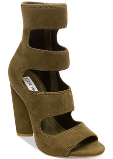 Steve Madden Women's Tawnie Block-Heel Sandals Women's Shoes