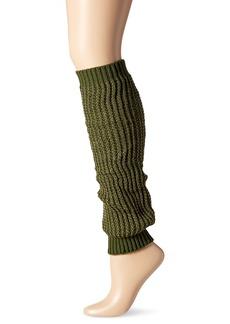 Steve Madden Women's Textured Leg Warmer