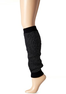 Steve Madden Women's Textured Leg Warmer