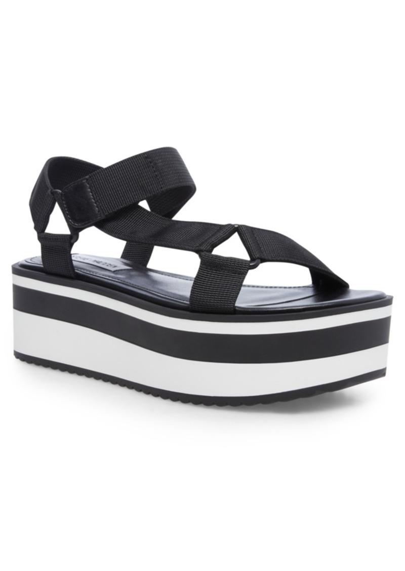 Steve Madden Women's Toni Sport Flatform Sandals