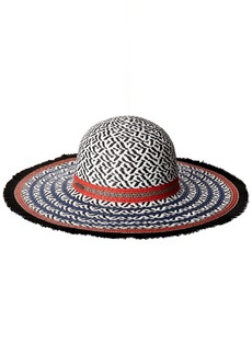 Steve Madden Women's Tribal Floppy Hat