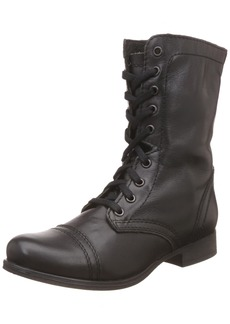 Steve Madden Women's Troopa Lace-Up Boot