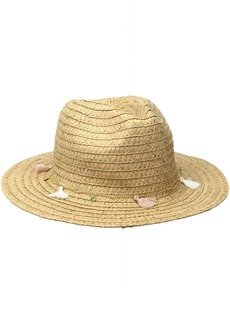 Steve Madden Women's Unchained Panama Hat