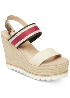 Steve Madden Women's Verdes Espadrille Wedge Sandals