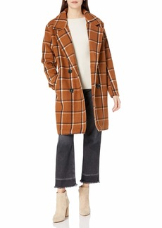 Steve Madden Women's Wool Fashion Coat  M