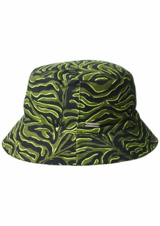Steve Madden Women's Ziger Print Bucket Hat