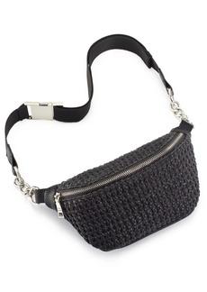 Steve Madden Woven Belt Bag